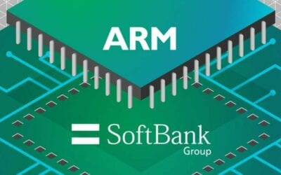 Softbank is Selling Arm Holdings to Nvidia for $40B