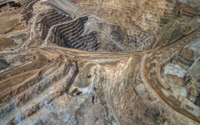 What are the top five largest gold mines in the US?