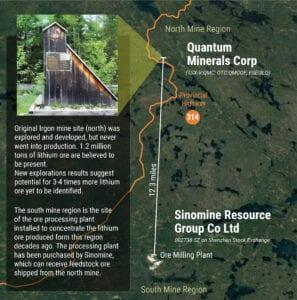 Quantum Minerals Irgon Minesite