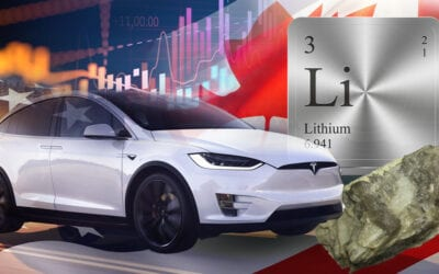 U.S. electric car revolution about to trigger a massive spike in global lithium demand!