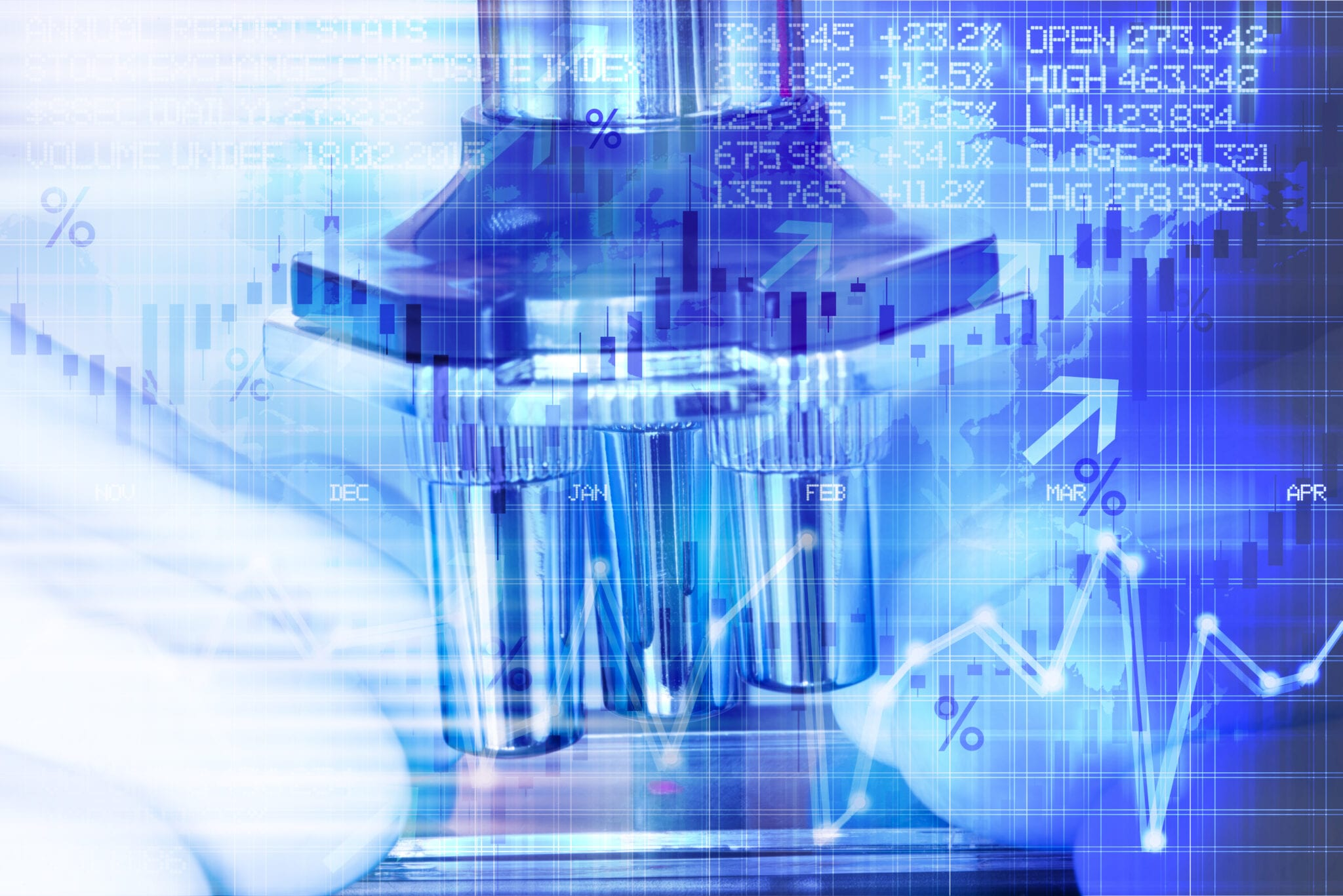 Biotech penny stocks under a microscope.