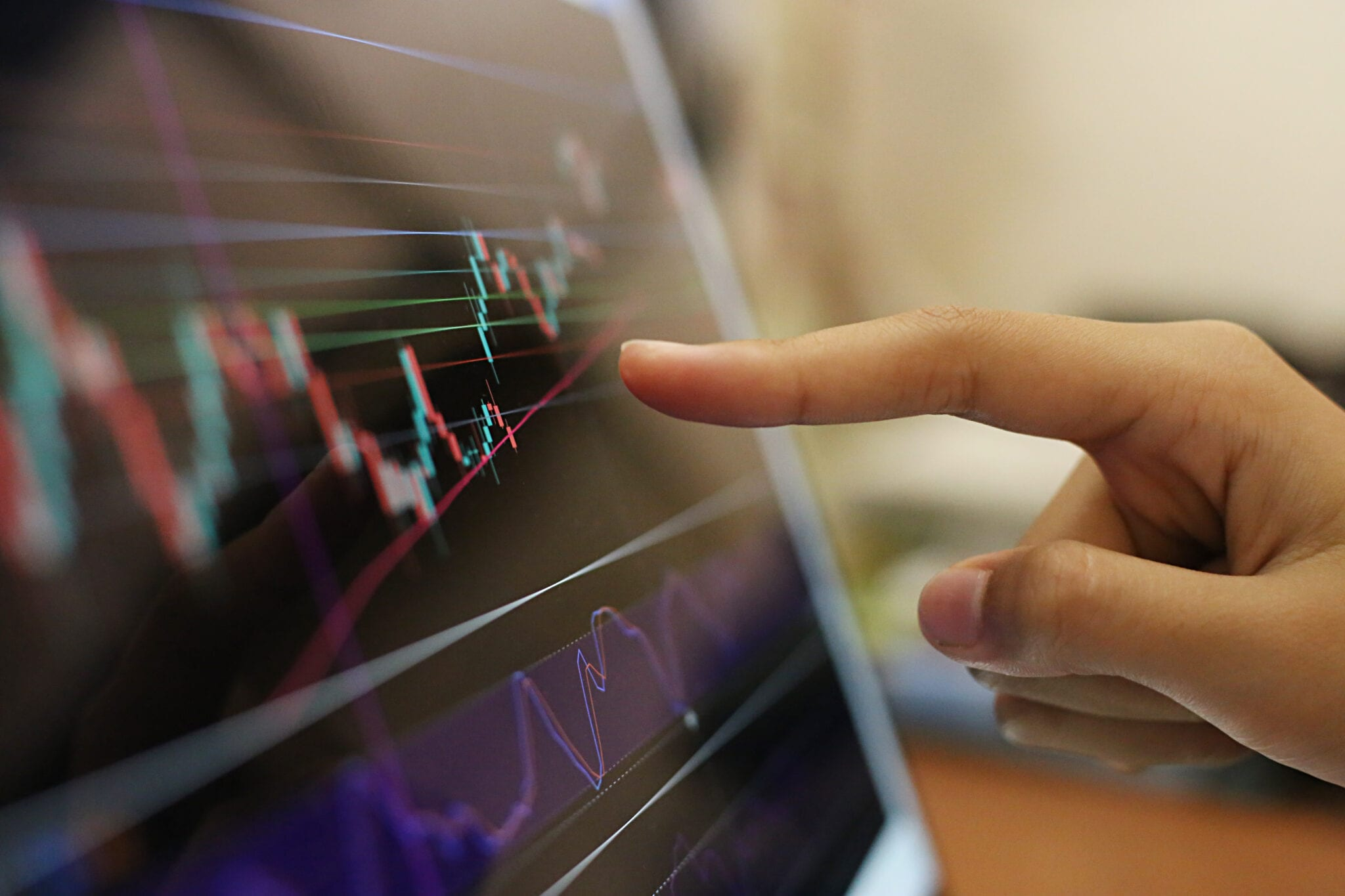 High volume penny stocks chart.