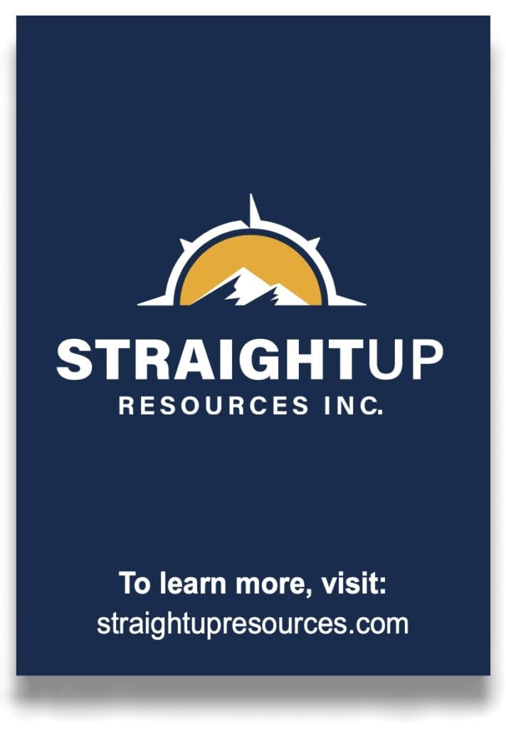 StraightUp Resources, Inc.